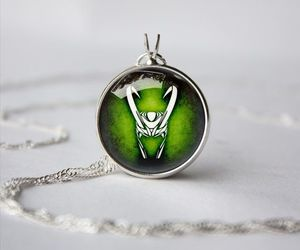 Avengers, pendant, and tom hiddleston image