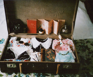 vintage, clothes, and indie image