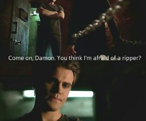 damon, ripper, and salvatore image