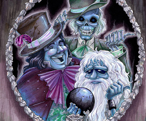 the haunted mansion image