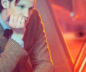 matt smith, doctor who, and eleventh image