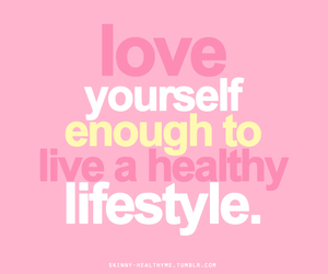 healthy, love, and lifestyle image