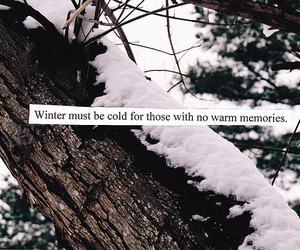 winter and cold image