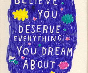 believe, quote, and evanna lynch image