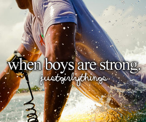 boy, strong, and Hot image