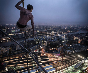 parkour and traceur image