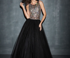 dress, formal, and pageant image