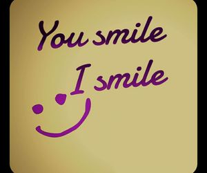 justin bieber and you smile image