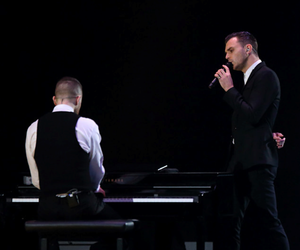 hurts, theo hutchcraft, and art on ice image