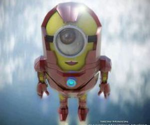 fun, Marvel, and minions image