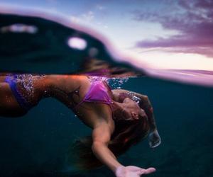 girl, bikini, and photography image