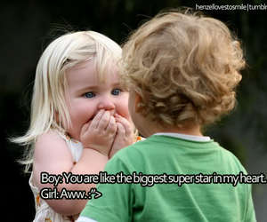 cute :) and aaahw. image