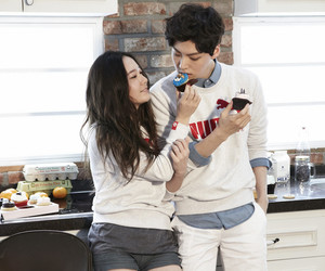f(x), krystal, and exo image