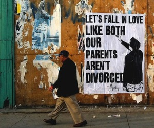 love, art, and divorce image