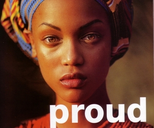 tyra banks, proud, and African image