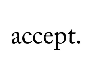text, accept, and quote image