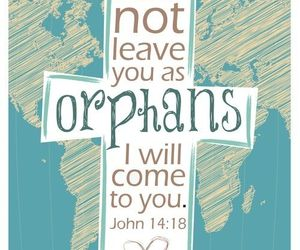 bible, god, and orphans image