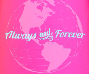 always, forever, and cute image