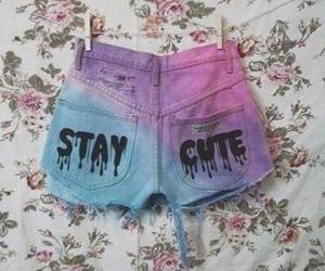 cute, pastel, and shorts image