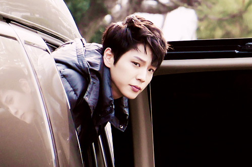 asian, oppa, and kim himchan image