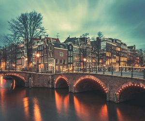 amsterdam, beautiful, and landscape image
