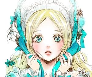 anime girl, cute, and anime image