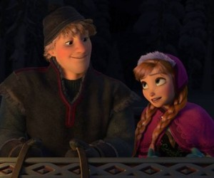 frozen, anna, and princess image