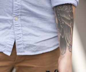 arm, wings, and sick image