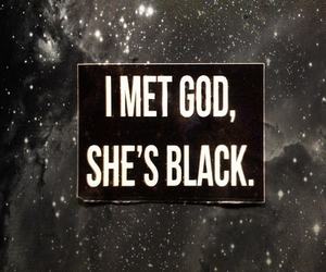 black, quote, and yeah image