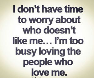people, quote, and love image