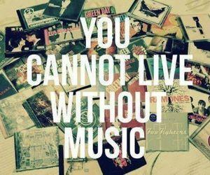 music, life, and live image
