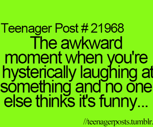 funny, teenager post, and post image