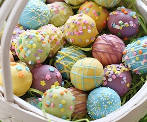 easter, cake, and food image