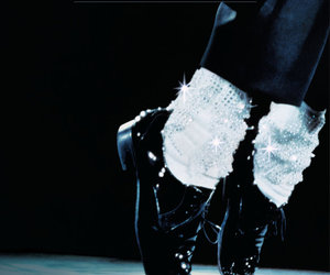 michael jackson, shoes, and mj image