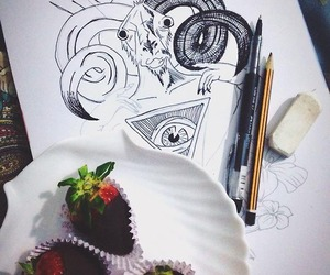 draw, tumblr, and love image