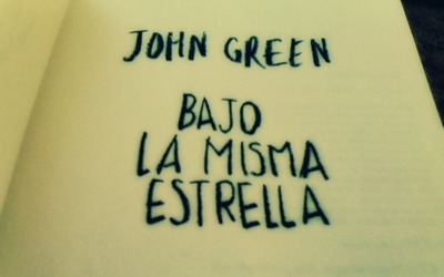 books, john green, and words image