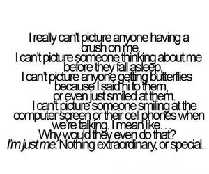 crush, quotes, and me image