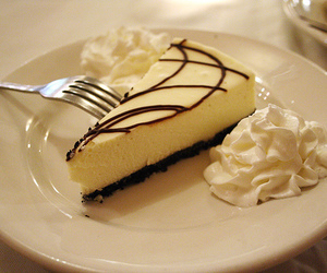cheesecake, yum, and food image