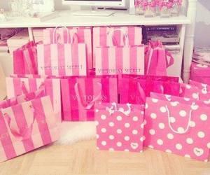 pink, Victoria's Secret, and luxury image