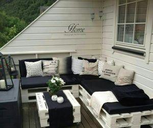 balcon, deco, and decor image