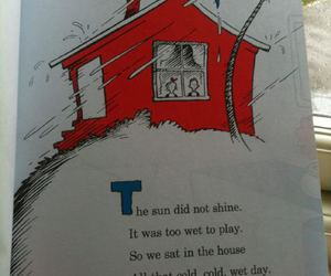 bored, boring, and Dr. Seuss image