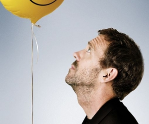house md, hugh laurie, and só da alana *-* image