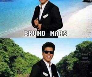 funny and bruno mars image