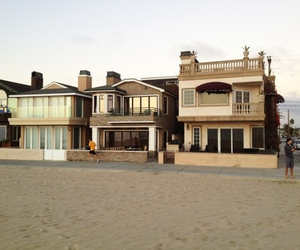 beach house, luxury, and pretty image