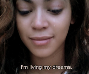 beyoncé, mrs carter, and life is but a dream image