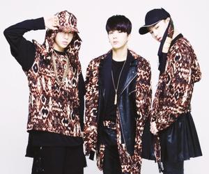 korean, b.a.p, and kpop image