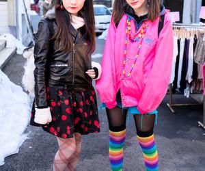 japan, fashion, and Harajuku image