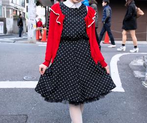 fashion, cute, and Harajuku image