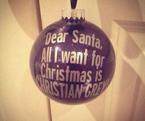 christmas, santa, and wish image