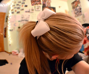 hair, girl, and quality image